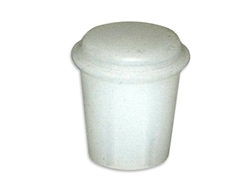 Silicone Barrel Bung Vented Large