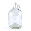 Jug Gallon clear w/handle