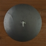 "False Bottom 9"" domed"