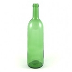 Bottle 750 ml Bordeaux green flat