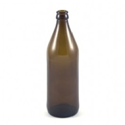 Beer Bottle Belgian 16 oz crown 12/cs