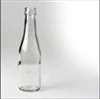 Champagne Bottle 187 ml Clear
