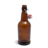 Bottle Amber Flipper EZ Cap 500 ml
