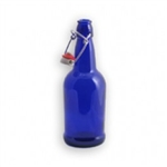 500ml Blue Flipper Beer Bottles