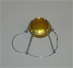 Champagne Wires Gold Hood 60 ct