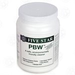 PBW Keg Glass Cleaner 5 lbs