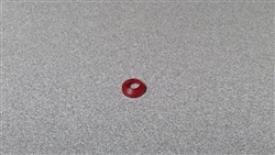 "Nylon Gasket 5/16"" Red cold plate flare"