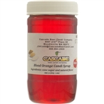 Blood Orange Candi Syrup 1lb