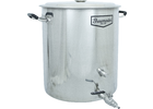 Brew Kettle Stainless Steel 14 Gal