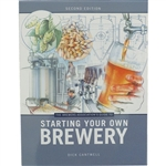Book Guide to Starting Your Own Brewery