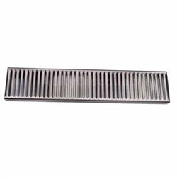 Stainless Steel Drip Tray 4in x 19in
