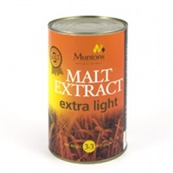 Muntons Extra Light Liquid Malt Extract LME