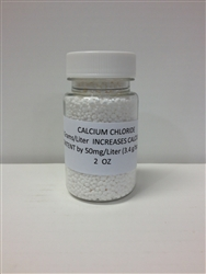 Calcium Chloride Pellets pH adjuster 2 oz