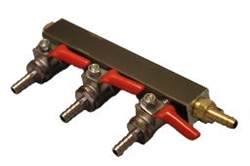 3 Way Gas Manifold Ld5668