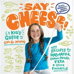 Say Cheese Kids Book