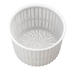 Cheese Basket Mold 6 lb