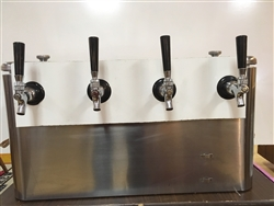 Jockey Box 4 tap Stainless Steel rental