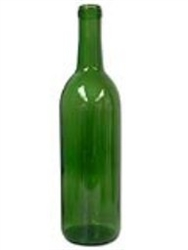 Bottle 375ml green