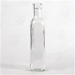 Quadra 500 ml Bottles Clear