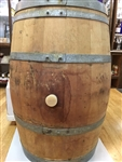 Barrel Oak 59 Gal Used Red