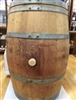 Barrel Oak 59 Gal Used White