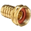 "3/4"" Female Garden Hose X 3/4"" Hose Barb Fitting"