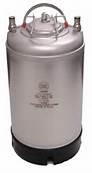 Cornelius keg ball lock 3 gal single handle