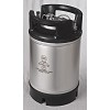 Cornelius keg 2.5 gal ball lock double handle