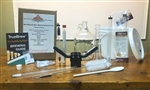 Micro Brewer Deluxe Beer Equipment Kit 1 gallon