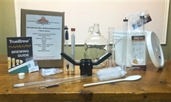 Micro Brewer Beer Making Equipment and Ingredient Kit
