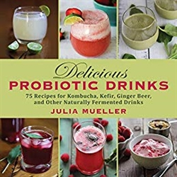 Probiotic Drink Recipe Book