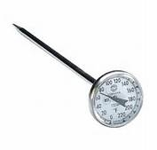 SS 1 in Dial Thermometer 5 in Probe