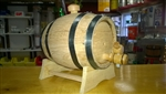 1 liter American Oak Barrel