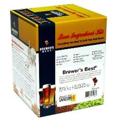 BREWER'S BEST  IMPERIAL STOUT BEER 1 GAL KIT