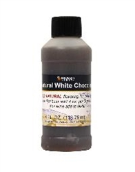 White Chocolate Flavoring 4 oz