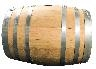 Oak Barrel  Medium Char 5 gal