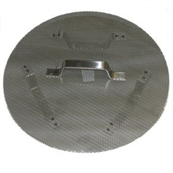 perforated false bottom