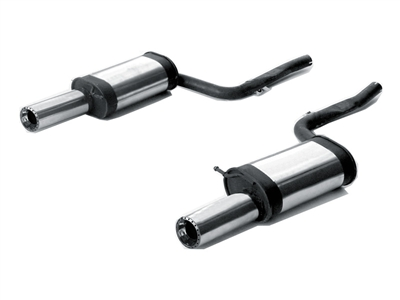 Audi S4 B6/B7 Remus Sport Label Exhaust EVOMS