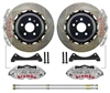 Porsche 996 Turbo Brembo Rear GT-R 4 Piston 345x28mm Big Brake Kit