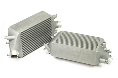 "CSF Race 991 Turbo / Turbo S 4.5"" Intercoolers"