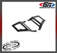 GenRight Jeep Cargo Brackets