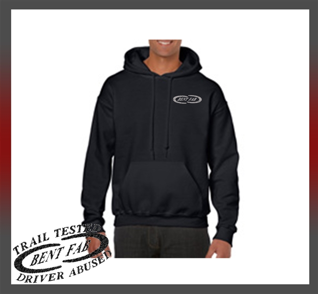 Bent Fabrication Pull Over Hoodie