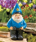 Novelty Policeman Gnome