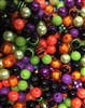 Halloween 12MM Beads (Pack of 10)