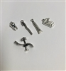 DENTAL Charms Pack of 5