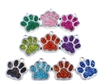 Paw Print Pack of 10 Charms