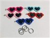 Cute Sunglass Charms Pack of 5