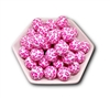 Berry 20MM Bubblegum Beads (Pack of 3)