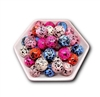 Robbin Eggs 20MM Beads (Pack of 3)