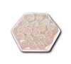 Rhinestone Clear with AB 20MM Beads (Pack of 3)